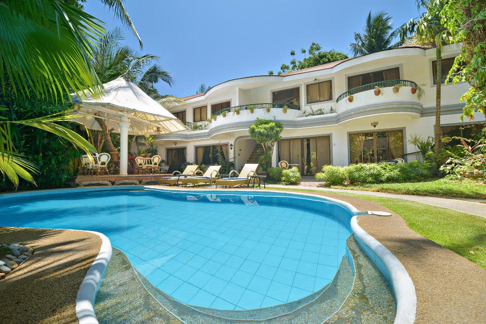 Hotel Villa Sunset Boracay Resort In Aklan Philippines